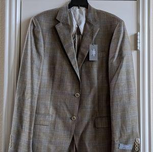 Hart Schaffner Marx 65% Wool Blazer 40L